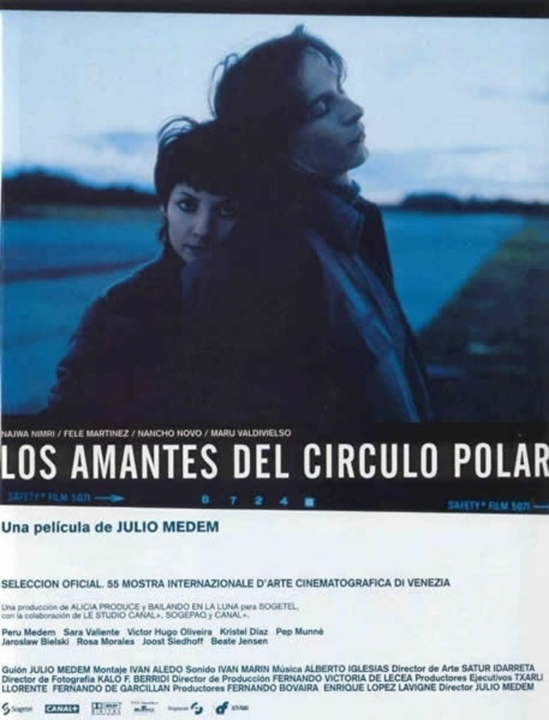 Lovers of the Arctic Circle movie poster