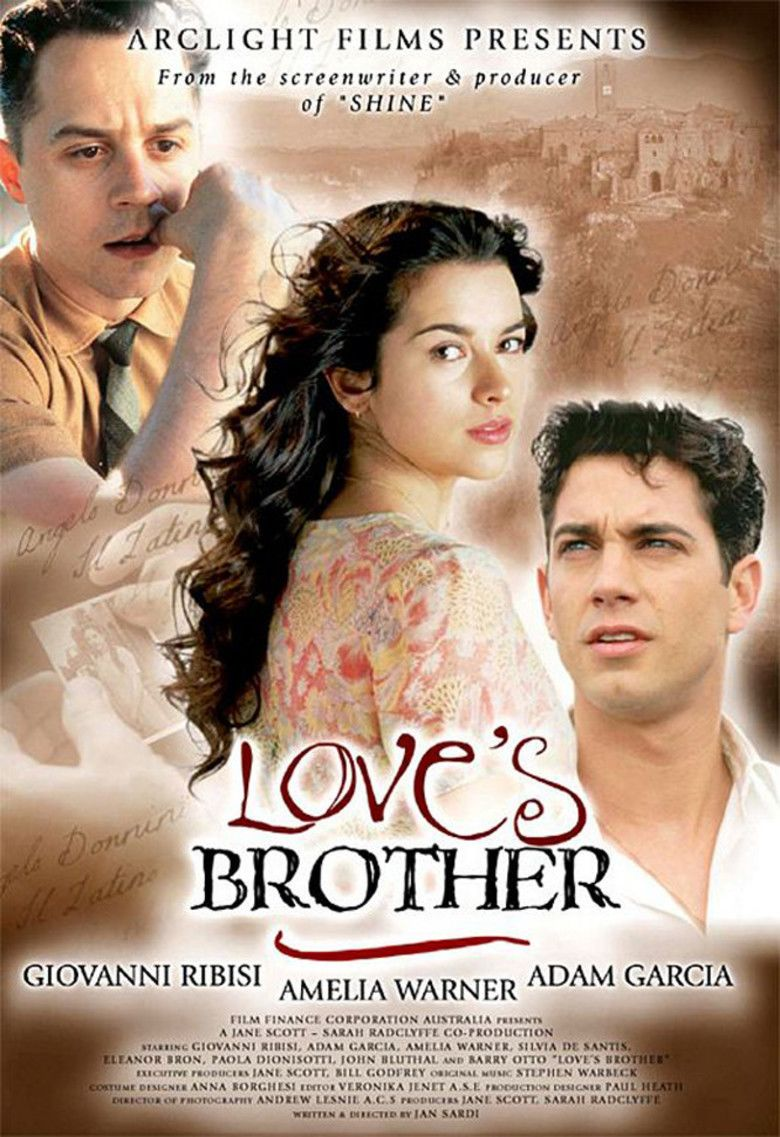 Loves Brother movie poster