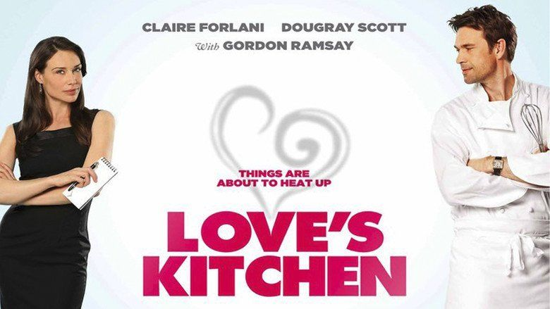 Loves Kitchen movie scenes