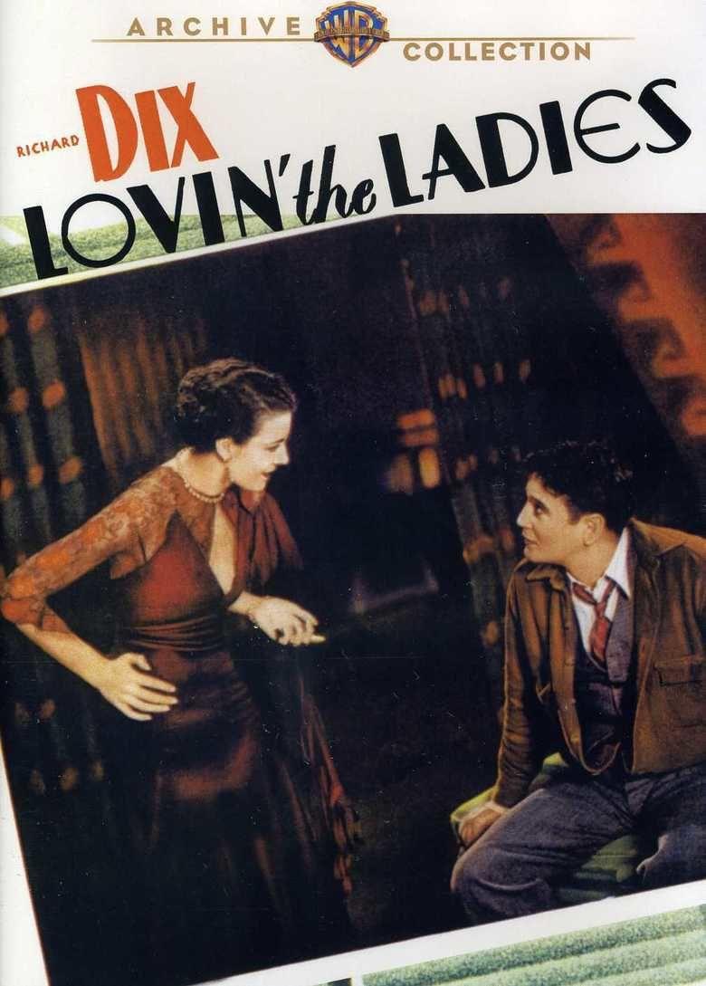 Lovin the Ladies movie poster