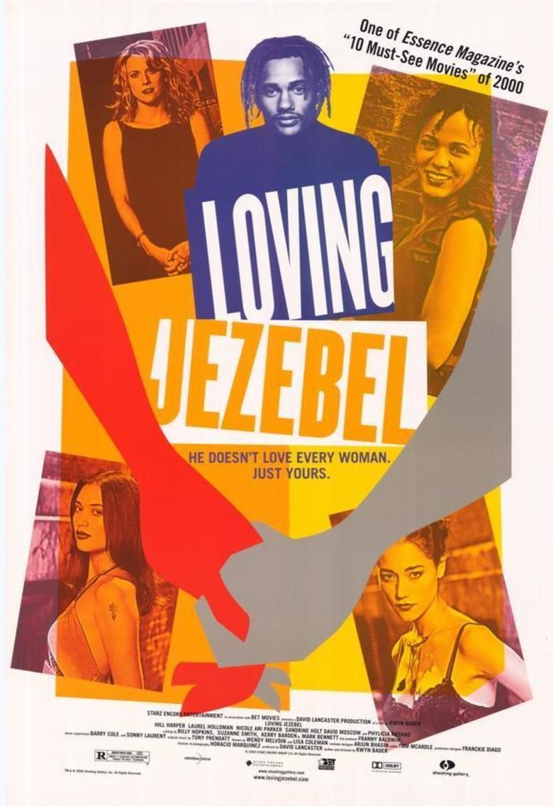 Loving Jezebel movie poster