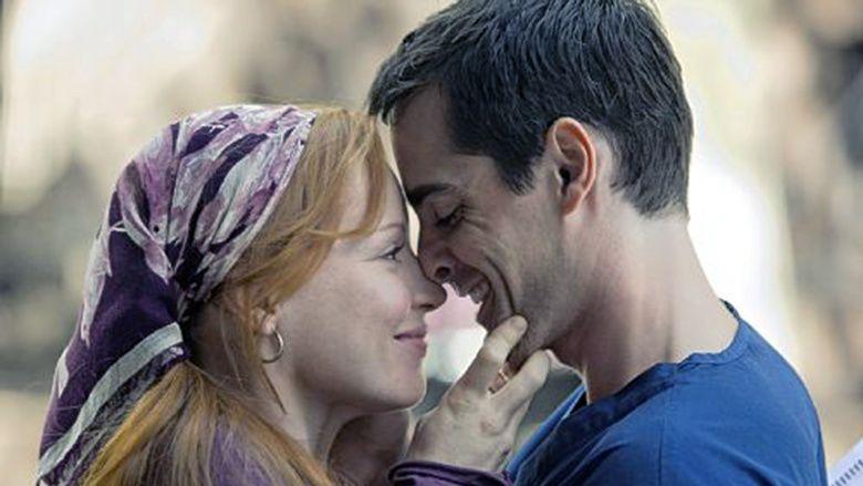 Loving Leah movie scenes