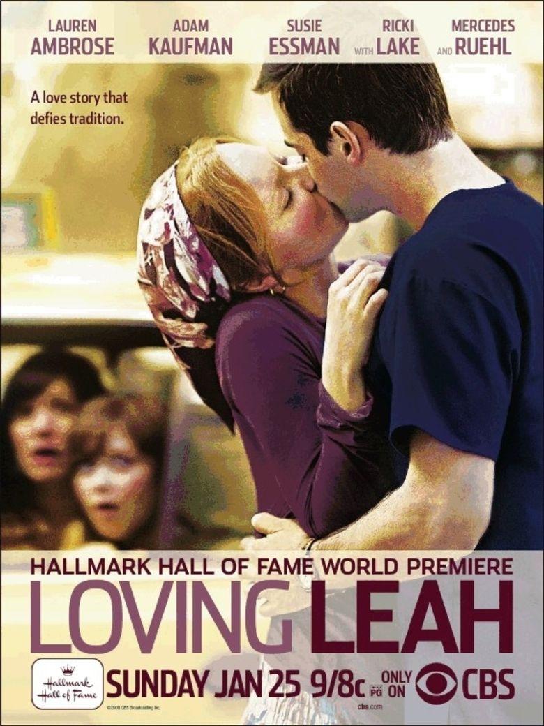 Loving Leah movie poster