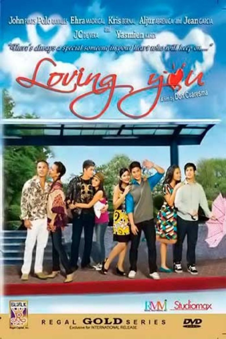 Loving You (2008 film) movie poster