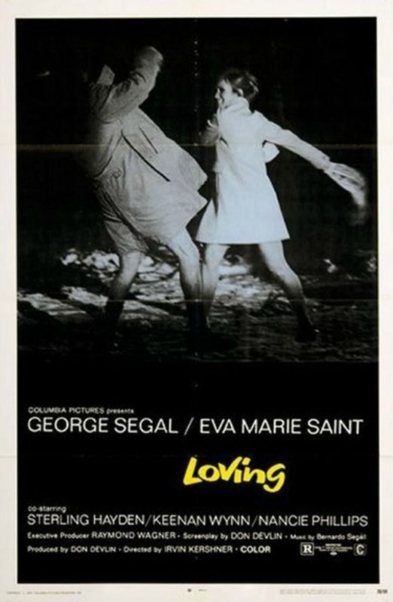 Loving (film) movie poster