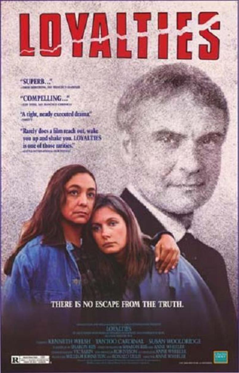 Loyalties (1987 film) movie poster