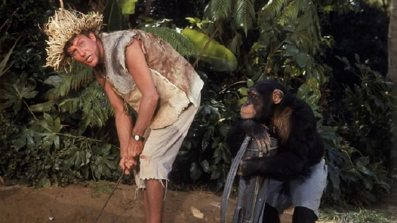 Lt Robin Crusoe, USN movie scenes