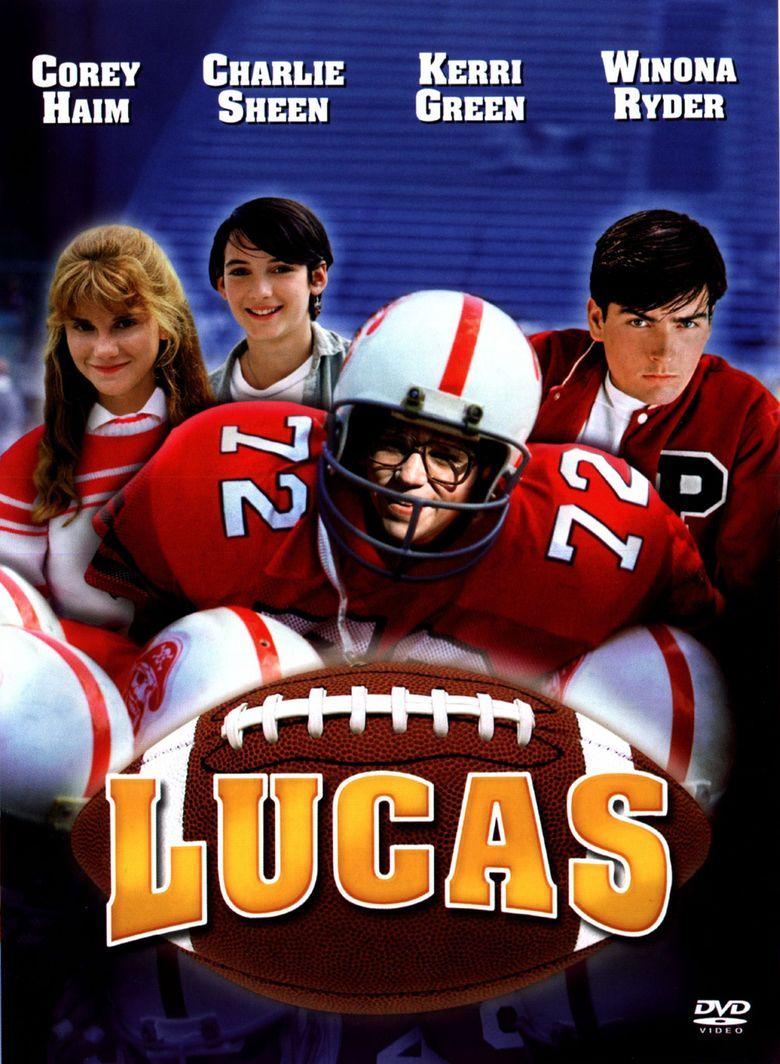 Lucas (film) movie poster