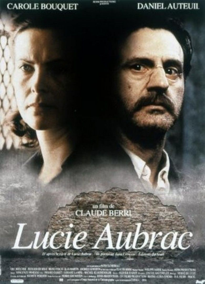 Lucie Aubrac (film) movie poster