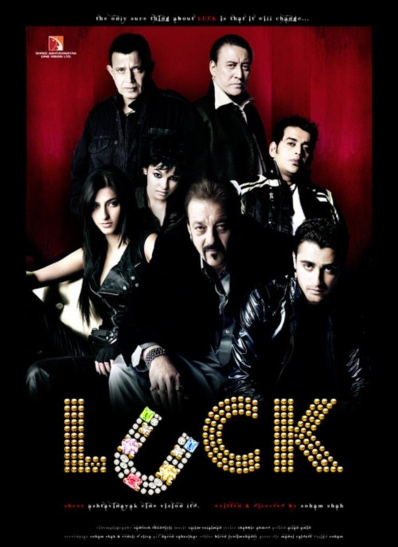 Luck (film) movie poster