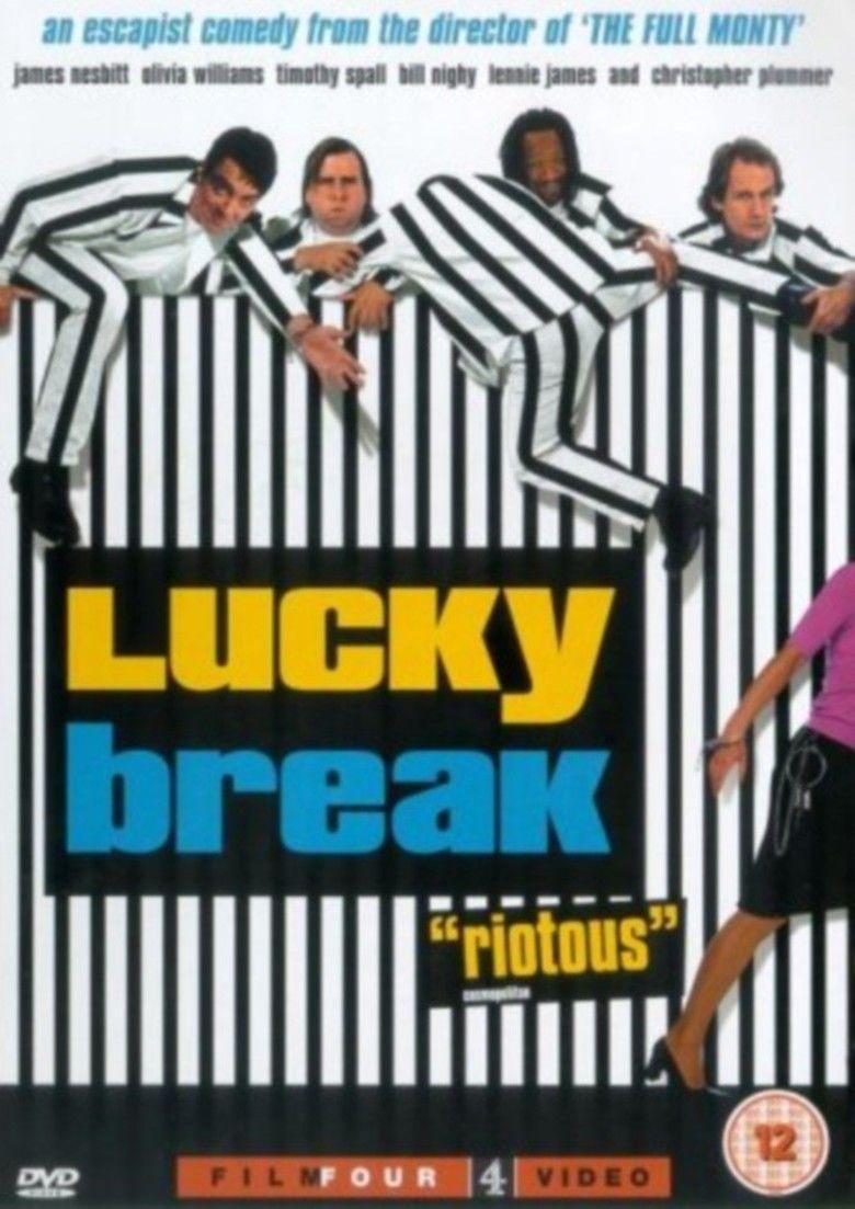 Lucky Break (2001 film) movie poster