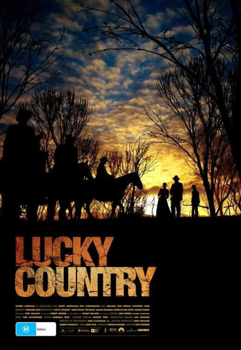 Lucky Country (film) movie poster