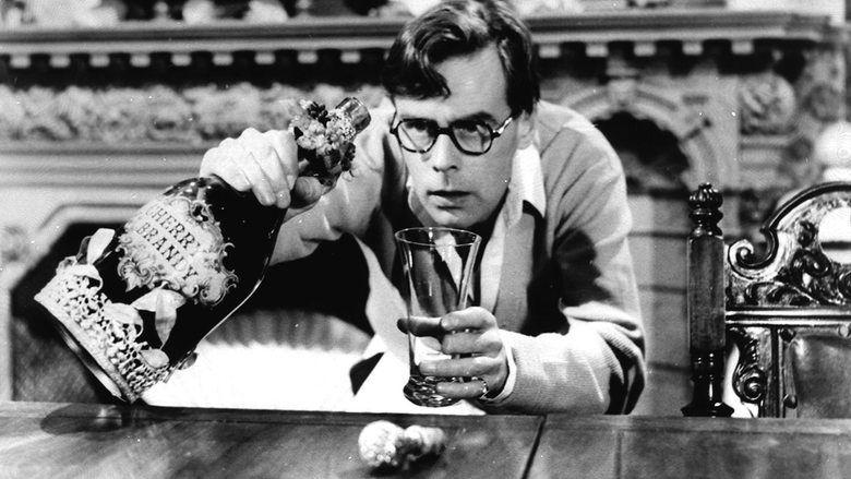 Lucky Jim (1957 film) movie scenes