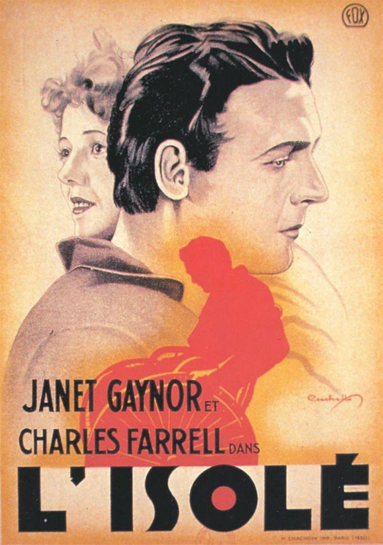 Lucky Star (1929 film) movie poster