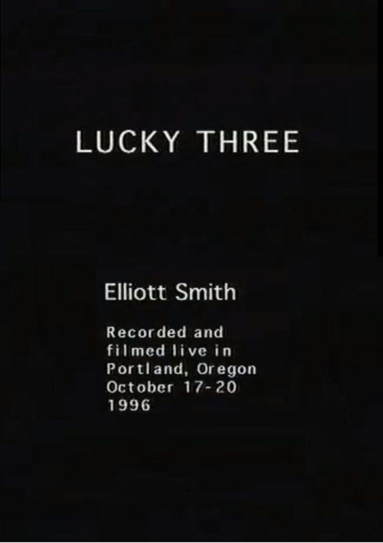 Lucky Three movie poster