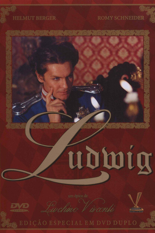 Ludwig (film) movie poster