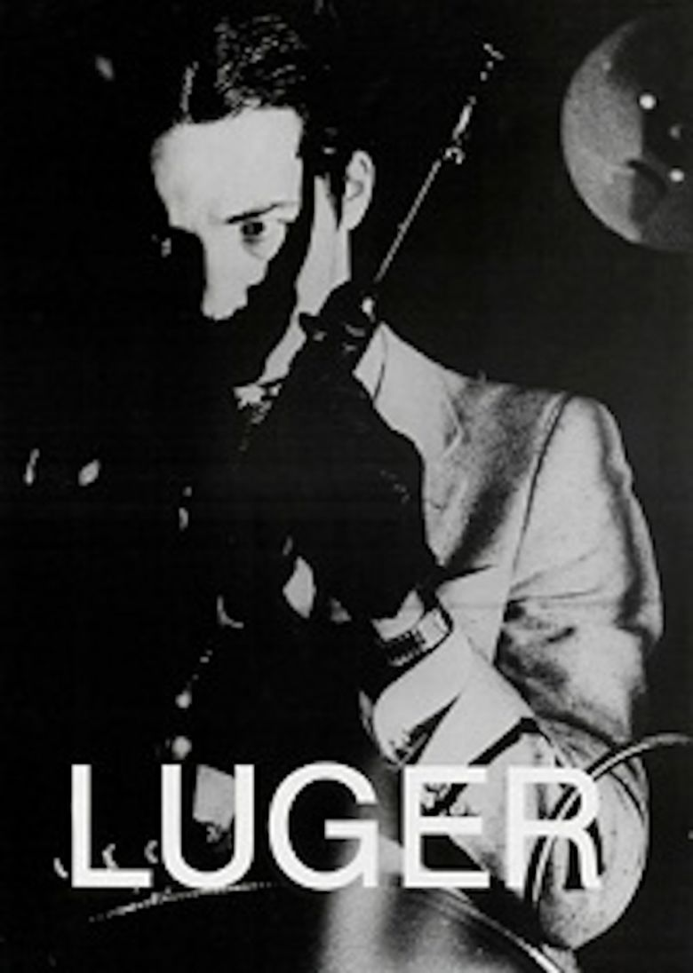 Luger (film) movie poster