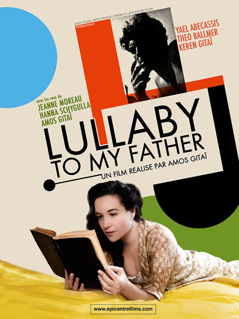 Lullaby to My Father movie poster