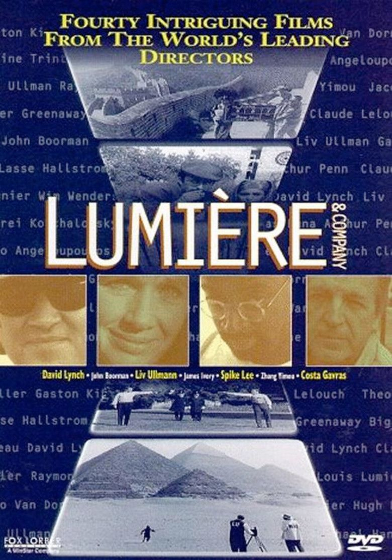 Lumiere and Company movie poster