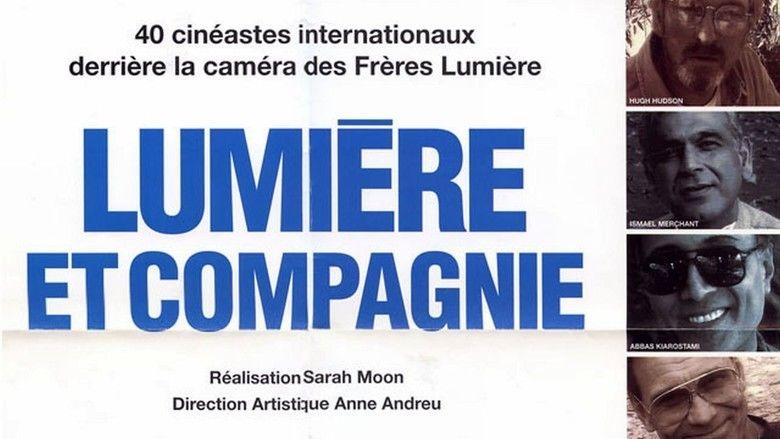 Lumiere and Company movie scenes