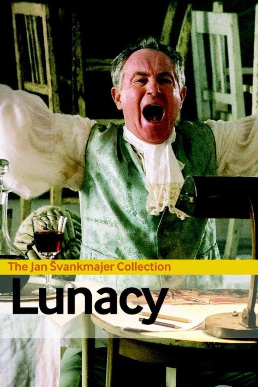 Lunacy (film) movie poster