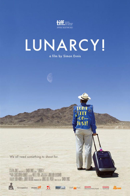 Lunarcy! movie poster