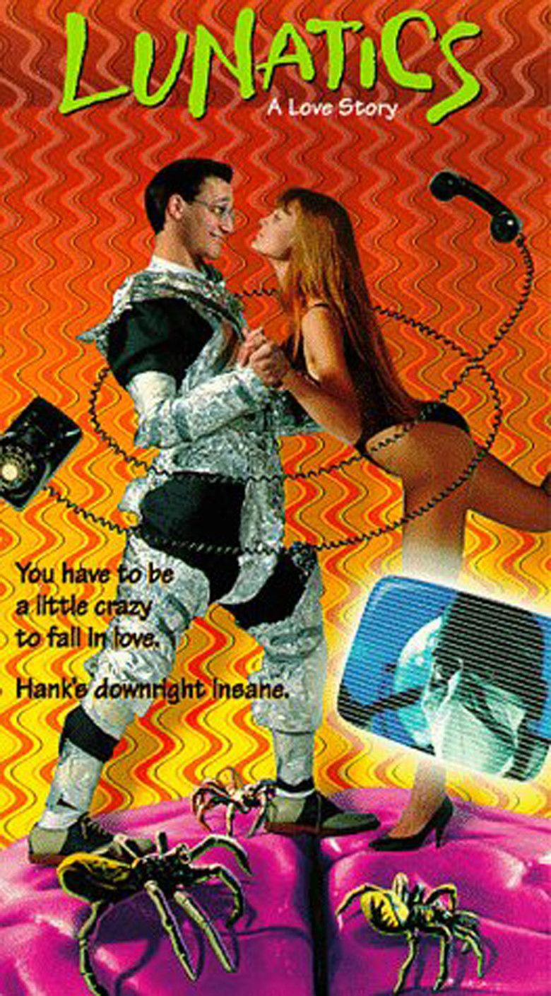 Lunatics: A Love Story movie poster