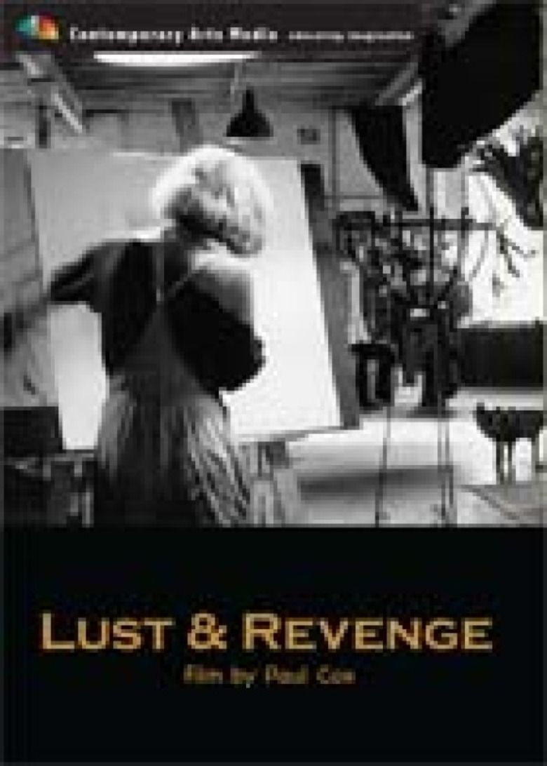Lust and Revenge movie poster