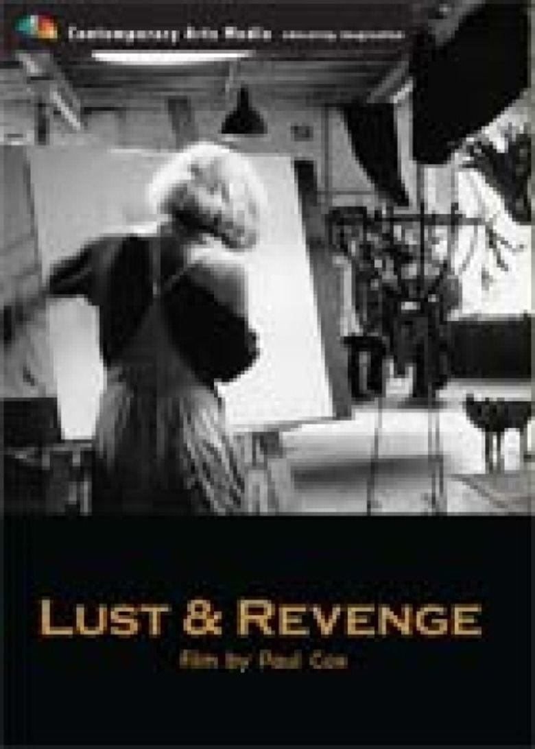 Lust and Revenge movie poster