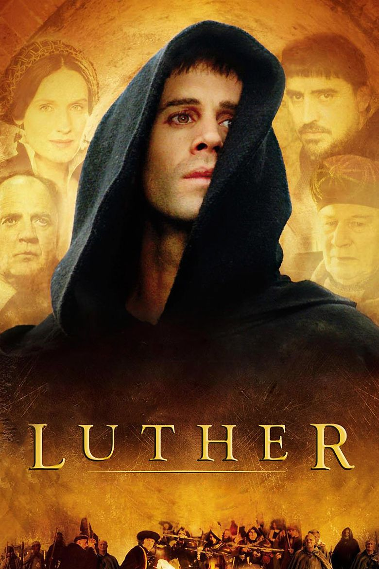 Luther (2003 film) movie poster