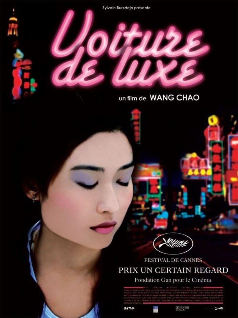Luxury Car (film) movie poster