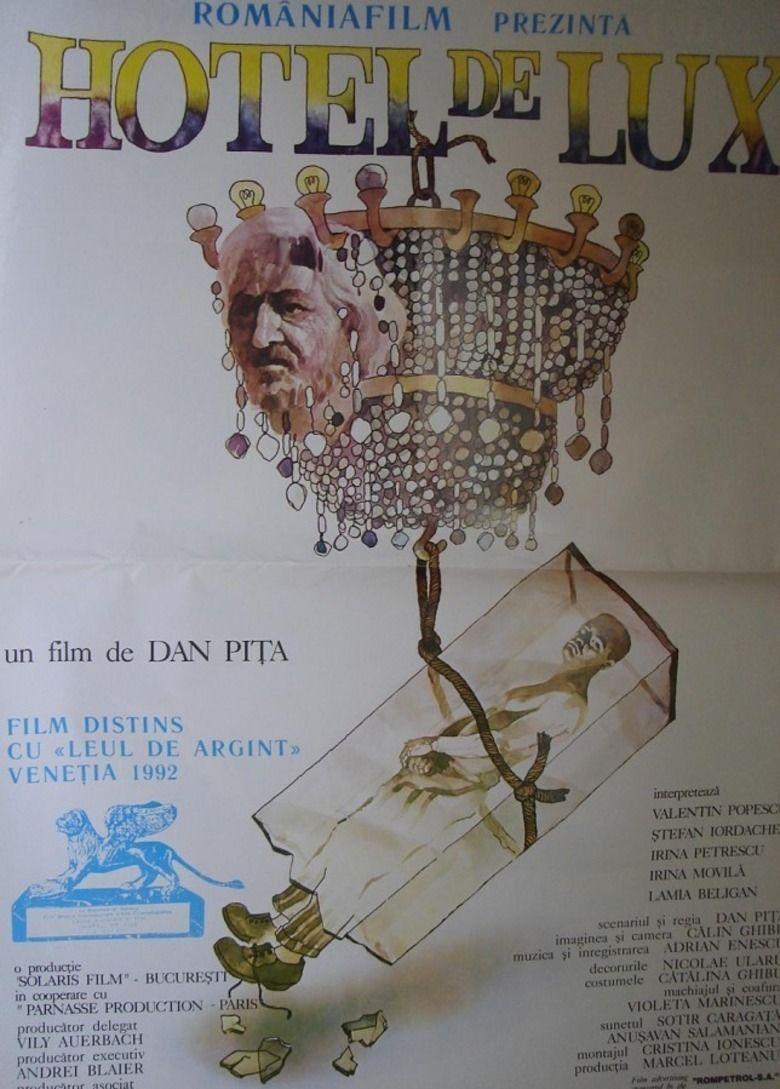 Luxury Hotel movie poster