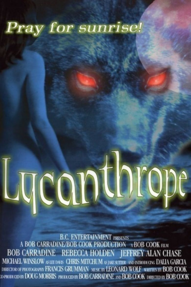 Lycanthrope (film) movie poster
