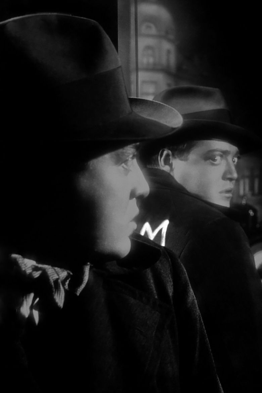M (1931 film) movie poster