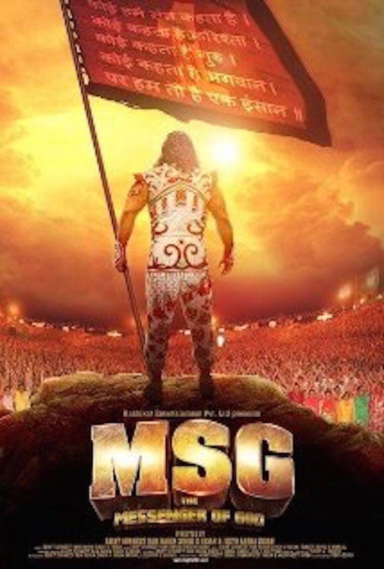 MSG: The Messenger movie poster
