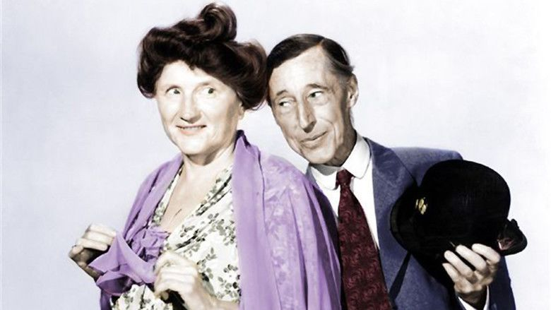 Ma and Pa Kettle Go to Town movie scenes
