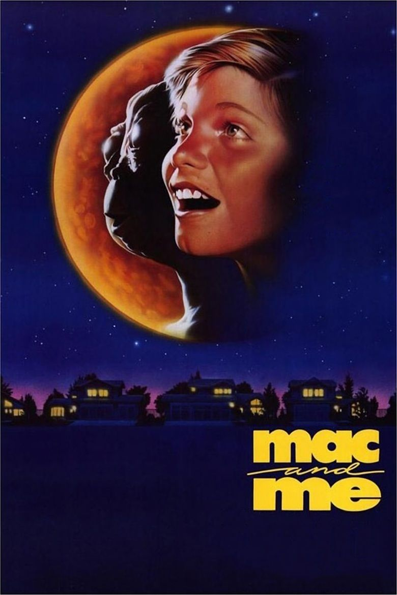 Mac and Me movie poster