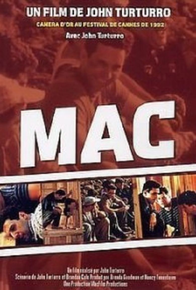 Mac (film) movie poster