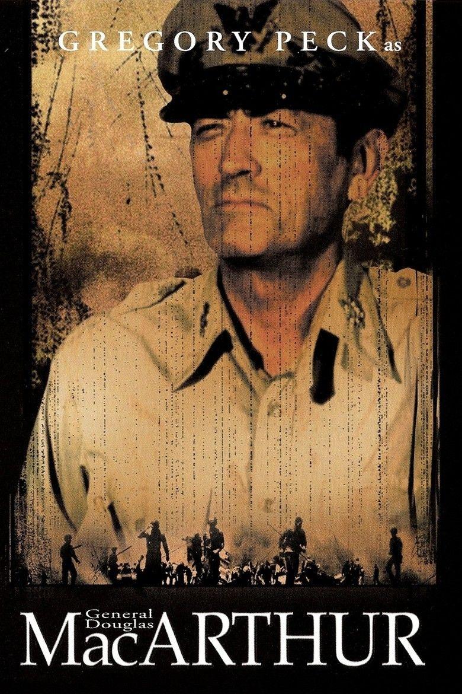 MacArthur (film) movie poster