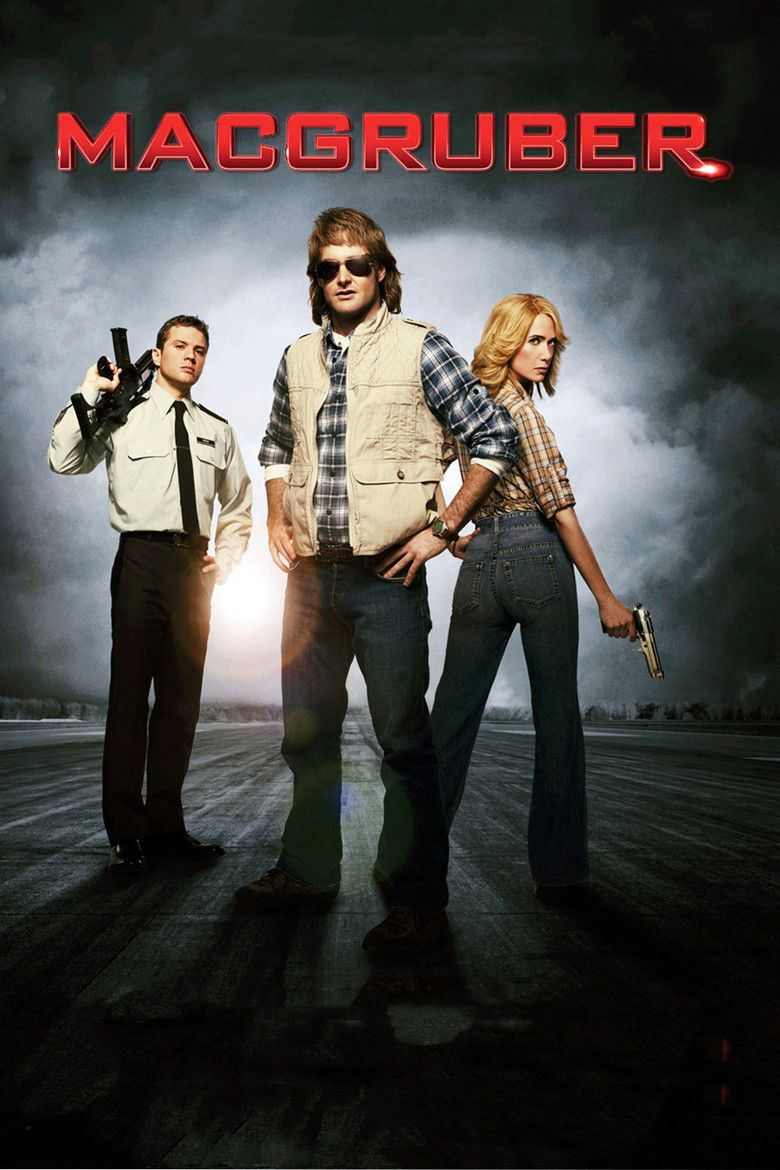 MacGruber (film) movie poster