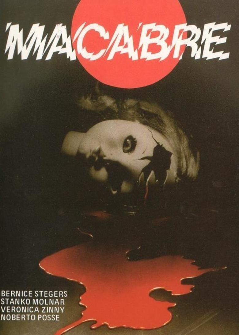 Macabre (1980 film) movie poster