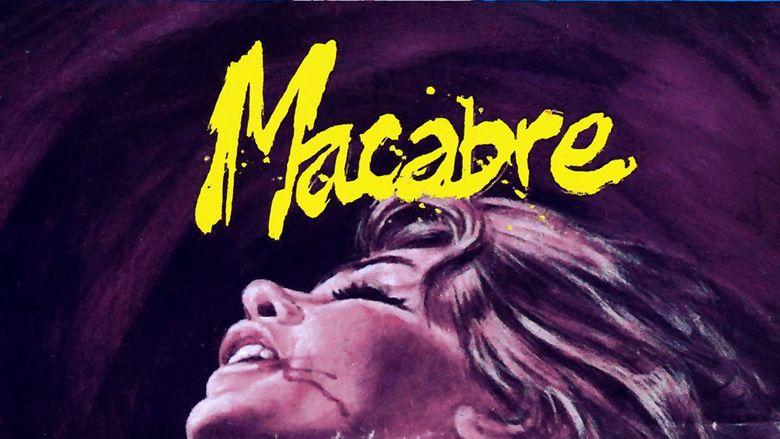 Macabre (1980 film) movie scenes