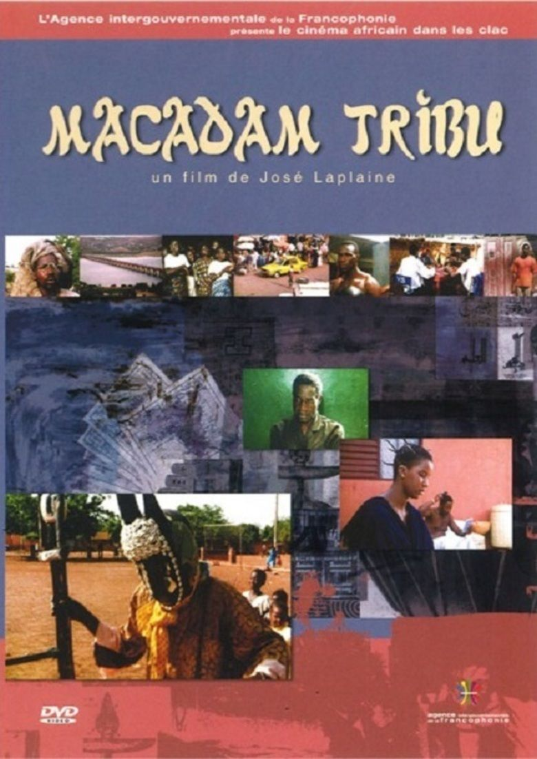 Macadam Tribu movie poster