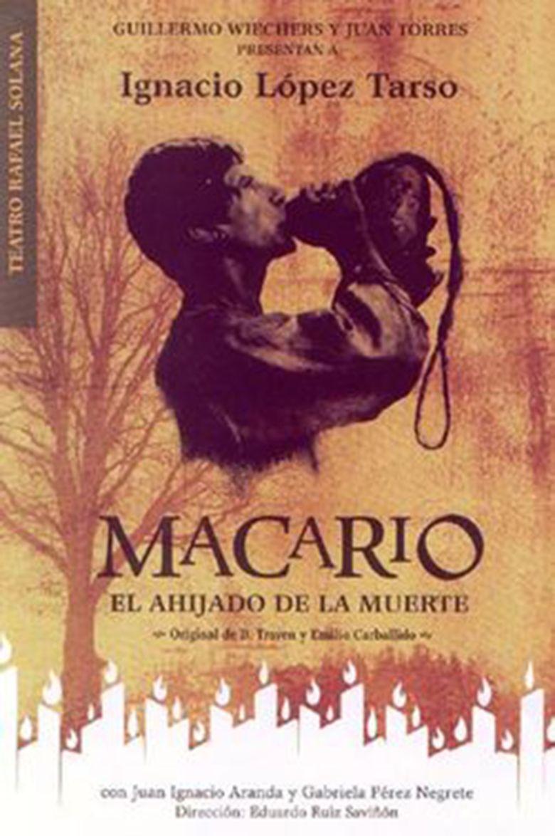 Macario (film) movie poster