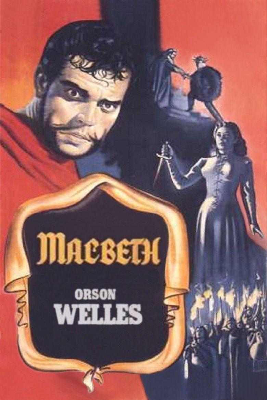 Macbeth (1948 film) movie poster