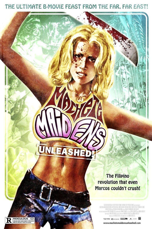 Machete Maidens Unleashed! movie poster