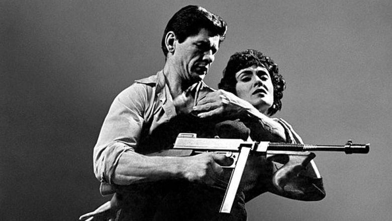 Machine Gun Kelly (film) movie scenes