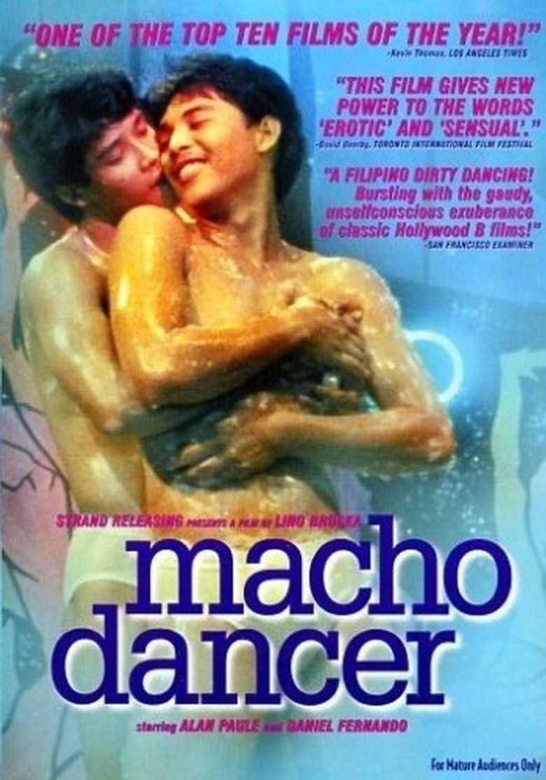 Macho Dancer movie poster