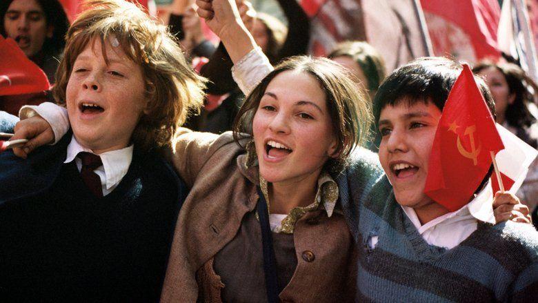 Machuca movie scenes