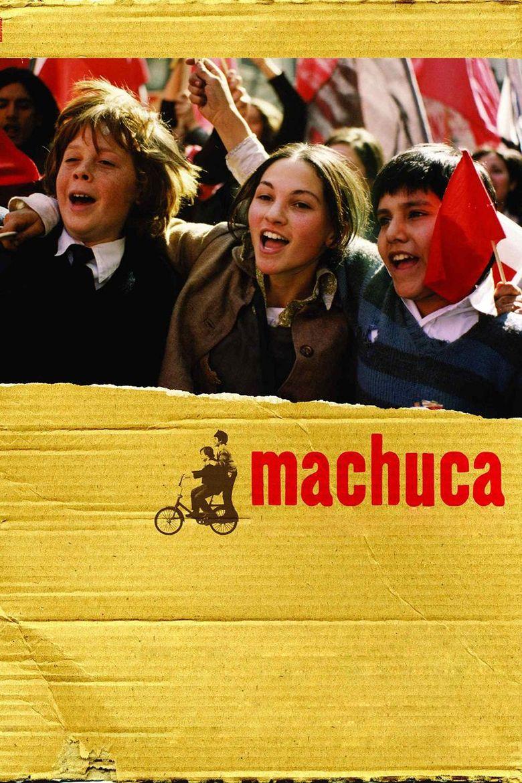 Machuca movie poster